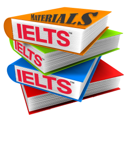 IELTS Books and Materials