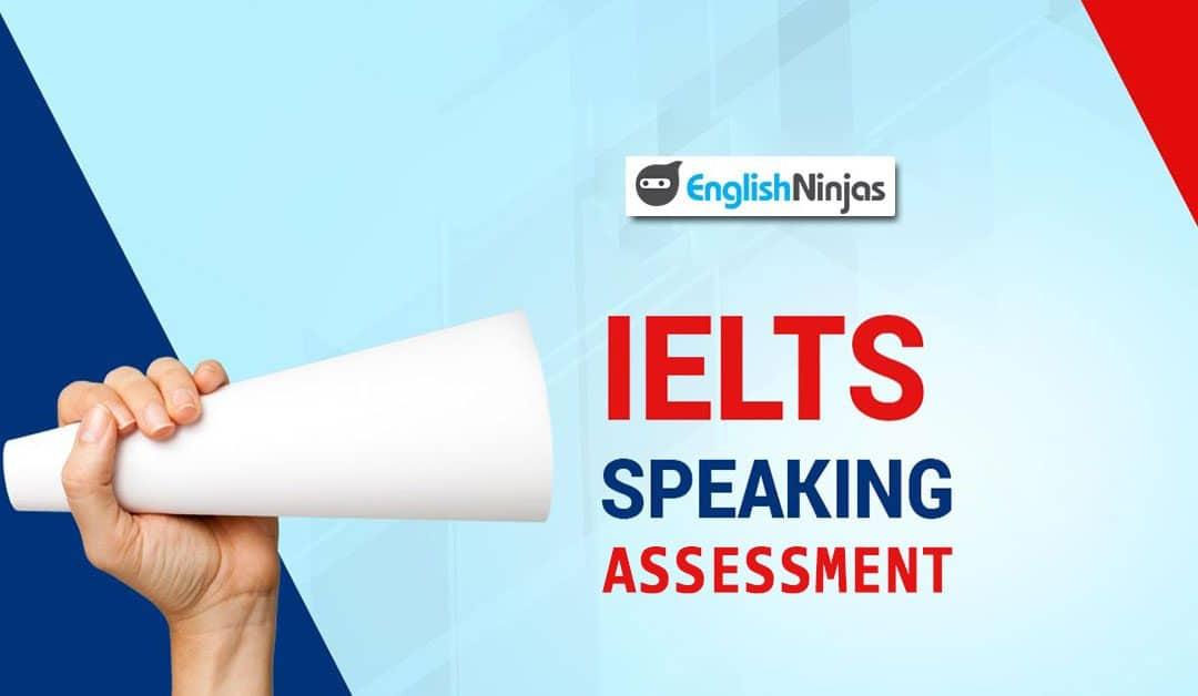 IELTS Speaking Evaluation Service