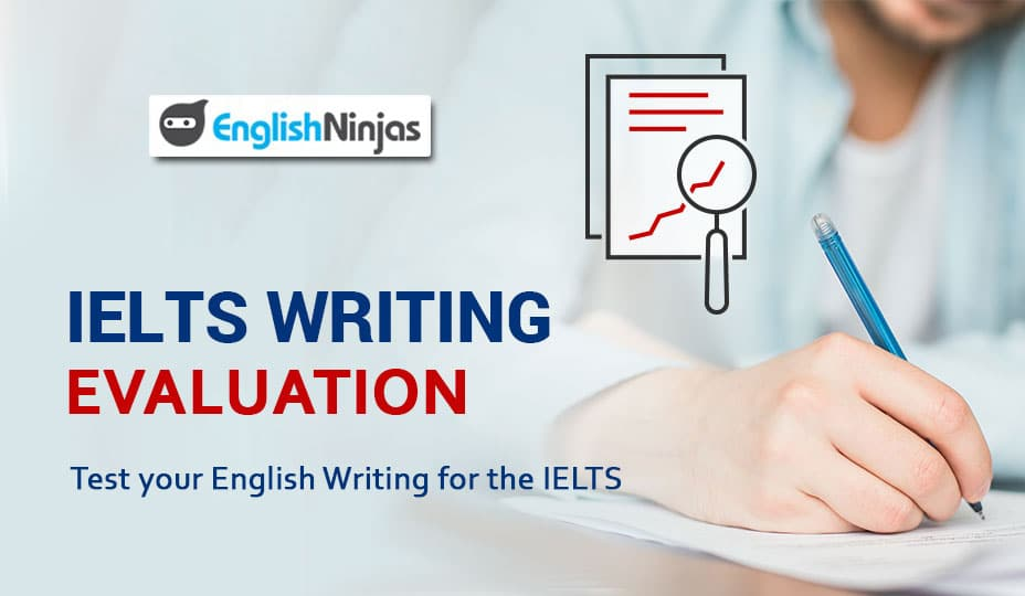 IELTS Writing Evaluation Service